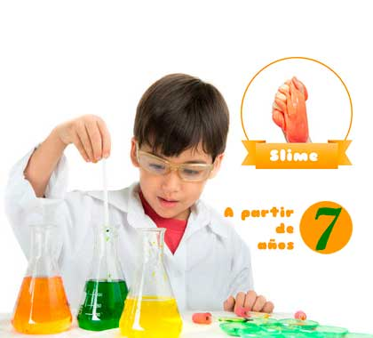 Cientifico-Slime